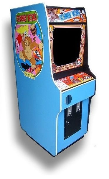 Donkey Kong Video Arcade Game for Sale | www.arcadespecialties.com ...