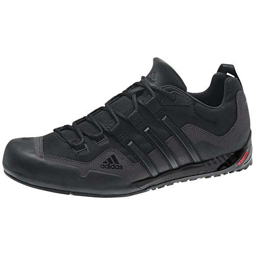 Adidas Outdoor Terrex Swift Solo Approach Shoe Men's Black
