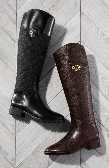 8736f67699ac Tory Burch  Joanna  Riding Boot (Women) (Nordstrom Exclusive ...