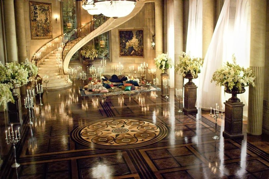 Great Gatsby House Interior The Image