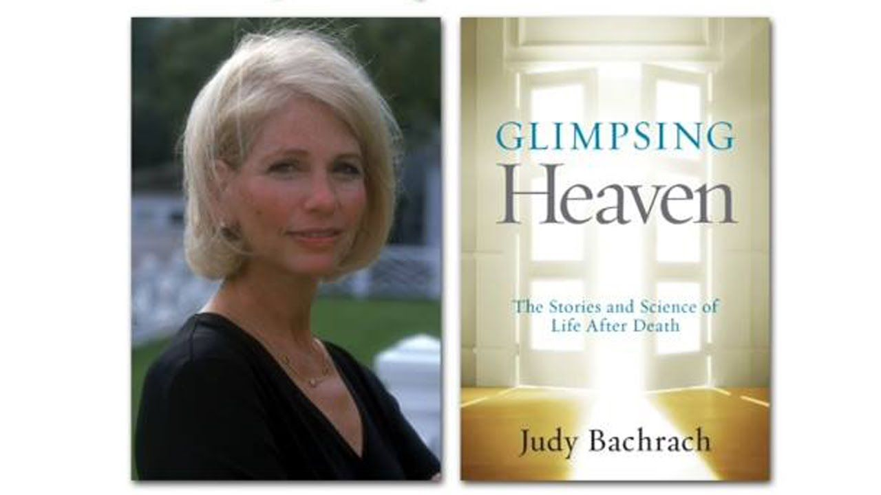 Provocative Enlightenment Presents: Glimpsing Heaven with Judy Bachrach.  Here's a great guest with a solid book.