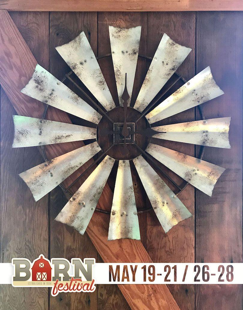 WINDMILL CLOCKGIVEAWAY 24 Windmill clock, Giveaway