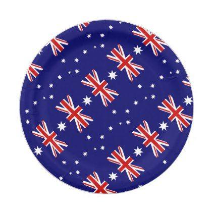 Australia Paper Plate - decor diy cyo customize home  sc 1 st  Pinterest & Australia Paper Plate - decor diy cyo customize home | decor | Pinterest