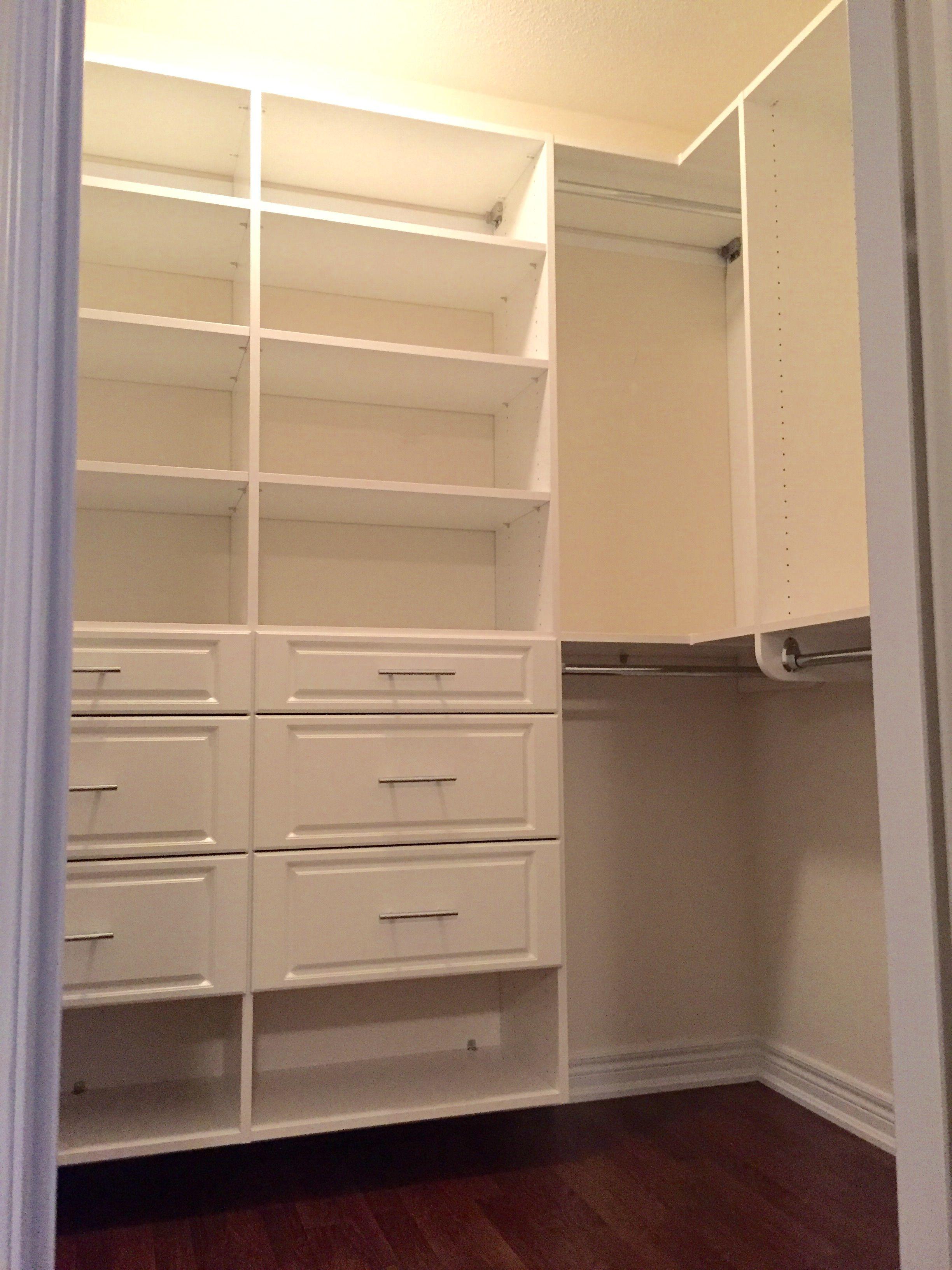 Closet Solutions, Custom Closets, Custom Closet Organizers