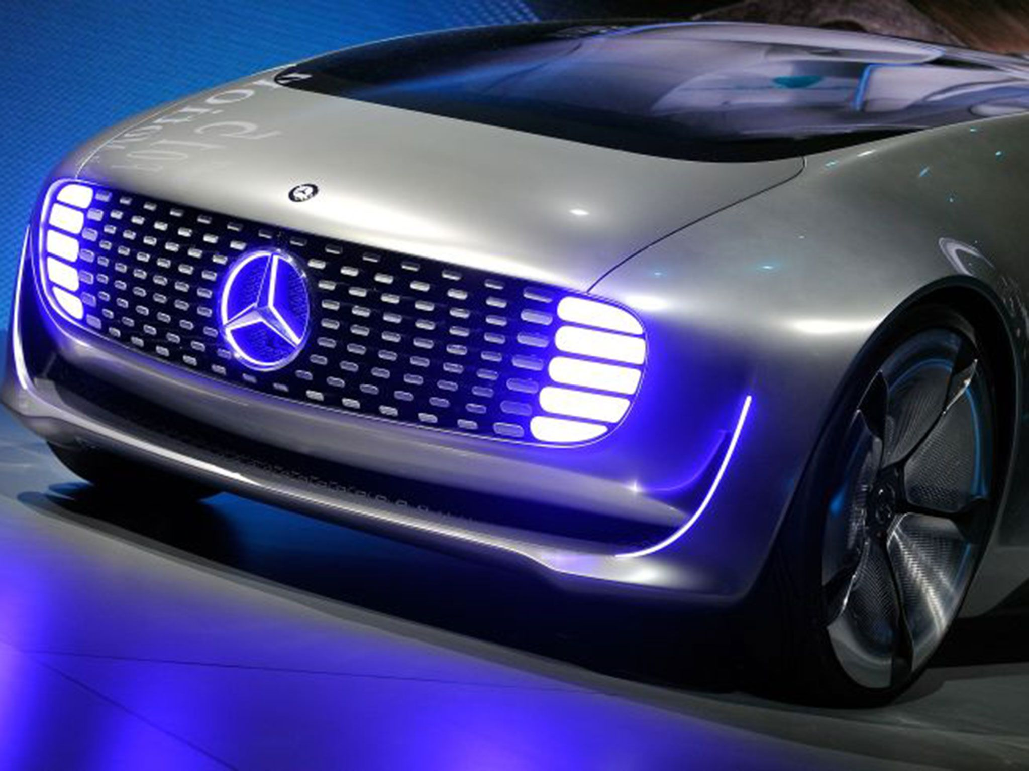 Swivel chairs and 685 miles per charge, take a look at Mercedes ...