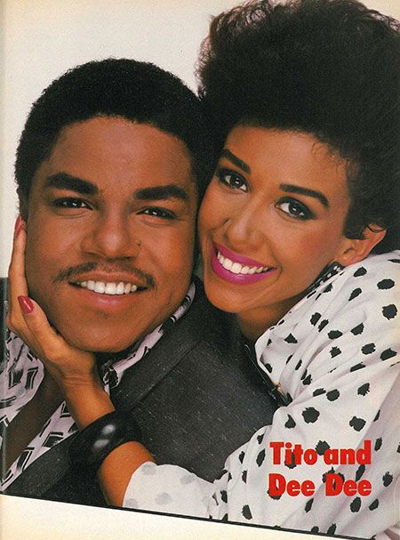 Tito Jackson And Delores Dee Dee Jackson Be You Stay True To