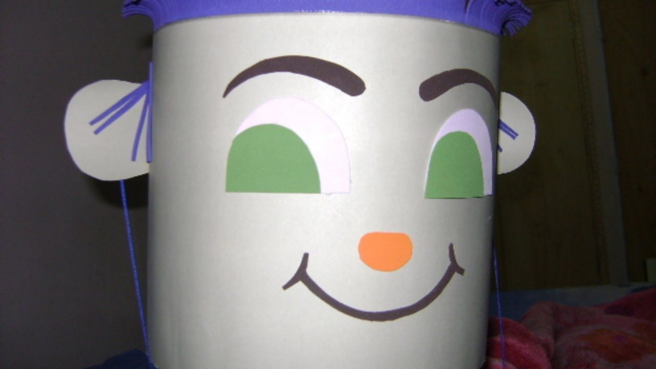 Emotibins - How to make Motivating Dustbins for Classroom