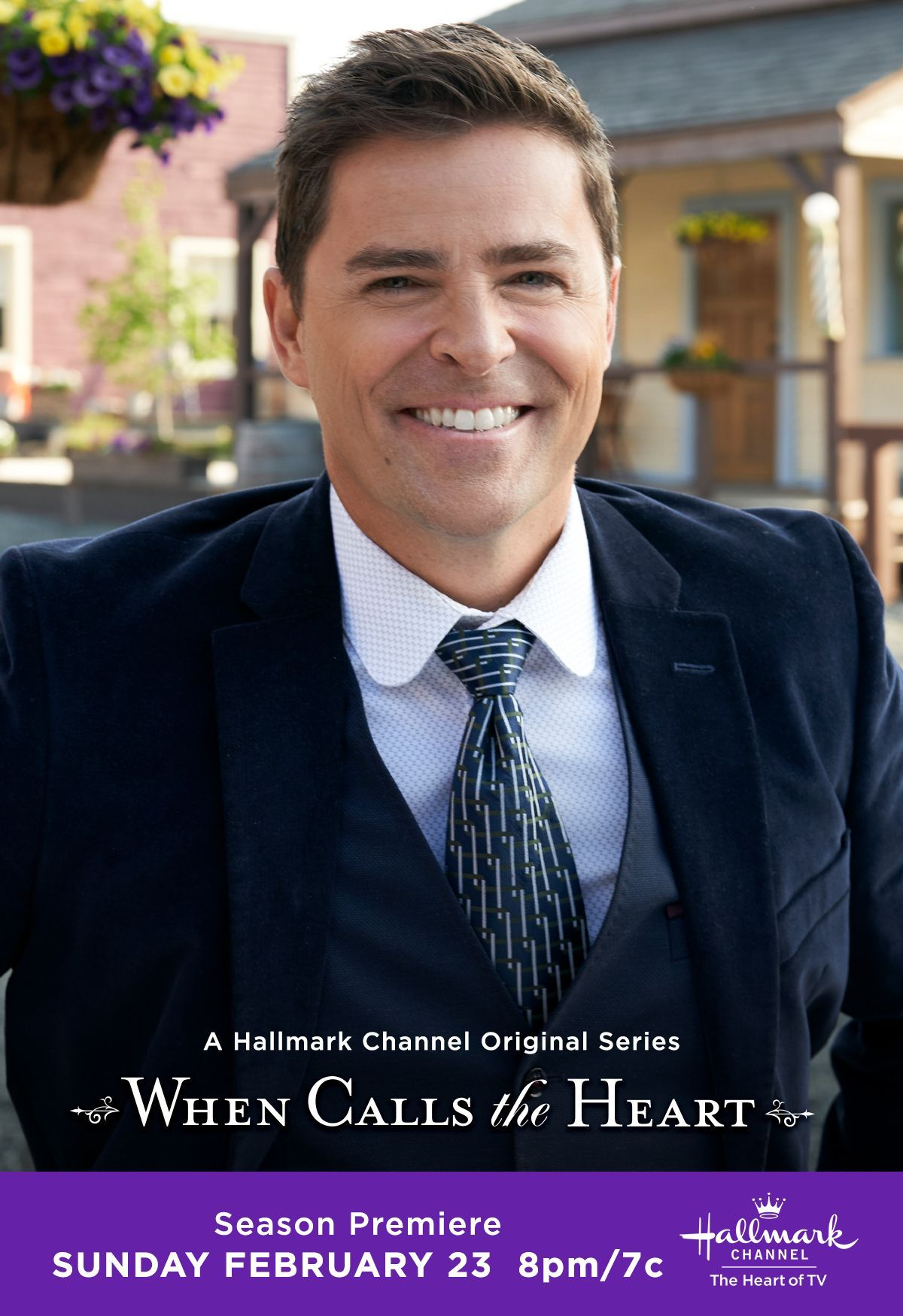 Lee Kavan Smith Is Ready To Welcome You To When Calls The Heart