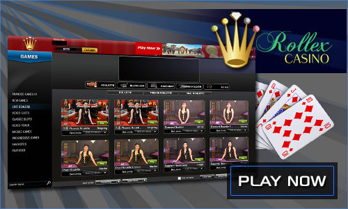 rollex casino malaysia