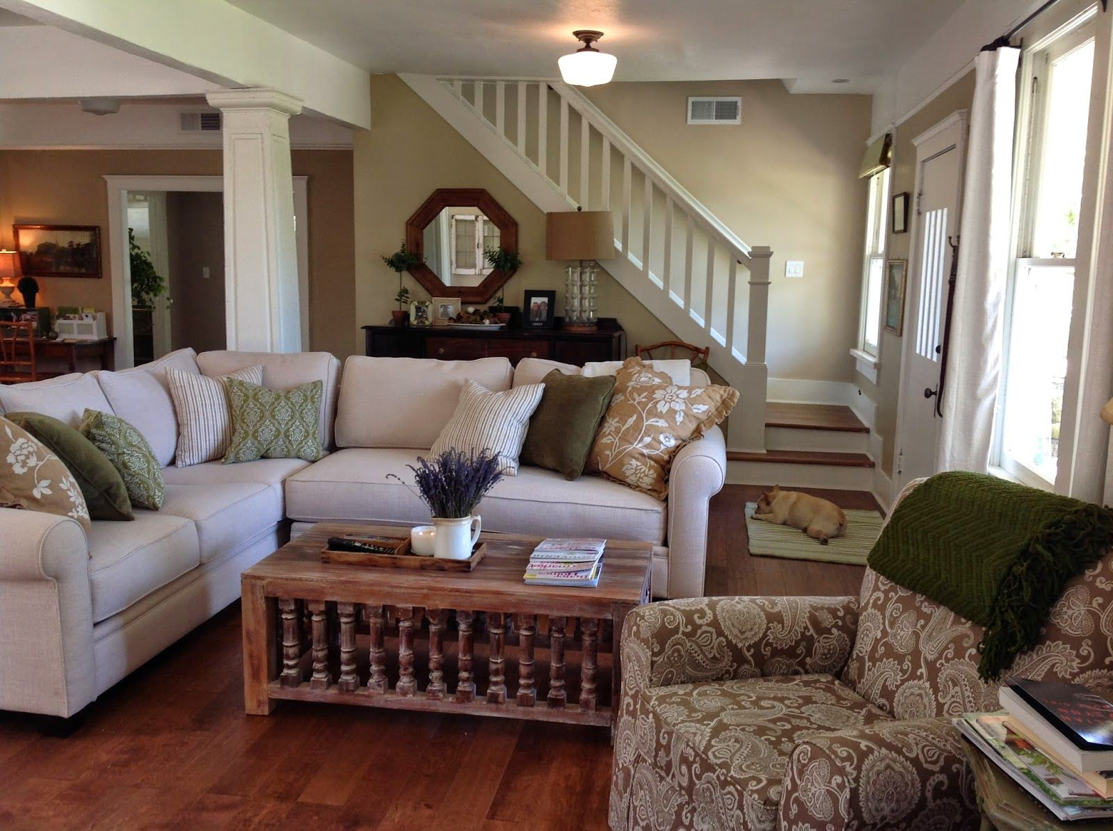 Tuesdays With Dorie Our Home Shows You Can Do Awesome Rustic