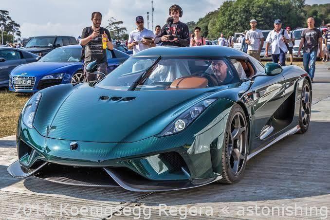 #Cars  - 2016 Koenigsegg Regera – current -  #current  #koenigsegg  #regera -  #SchnelleAutos