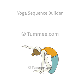 pin on yoga poses and yoga pose variations