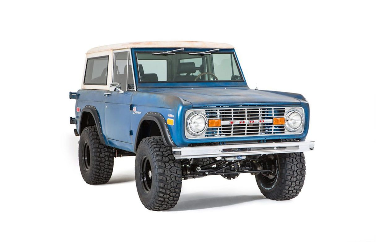 Classic Ford Broncos Check Out Some Of Our Recent Show Quality Early Model Bronco Restorations We Do Everything In House At Shop