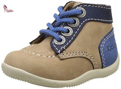 Chaussures B/éb/é Marche Mixte Kickers Bonbon