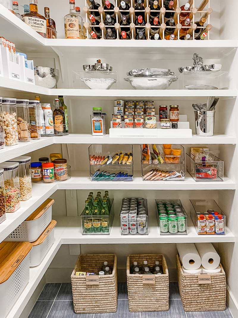 Top Knotch Pantry Organization Ideas And The Ikea Products To Pull Them Off Pantry Organization Pantry Design Ikea Pantry Organization