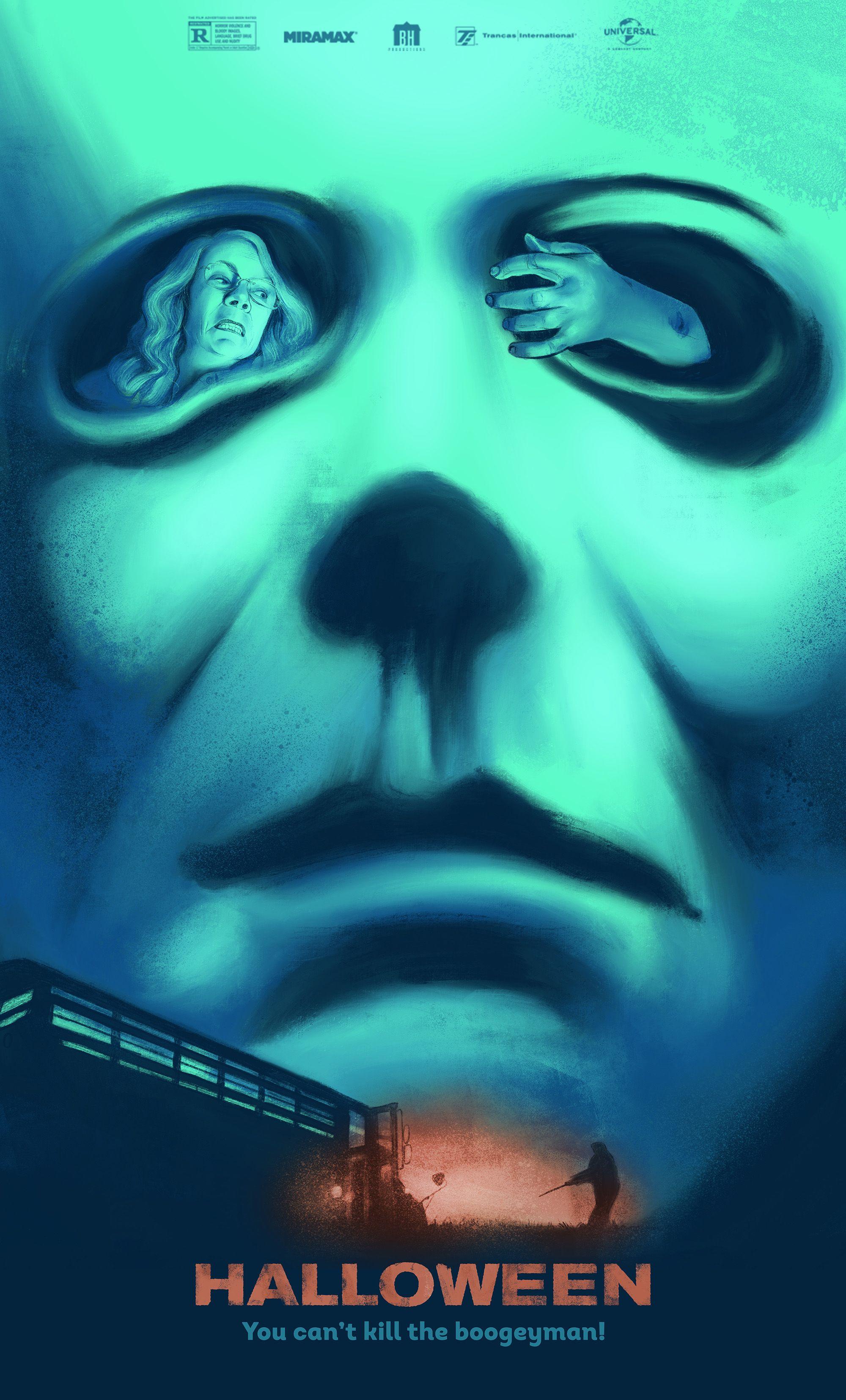 31 Days of Horror An alternative Halloween (2018) poster