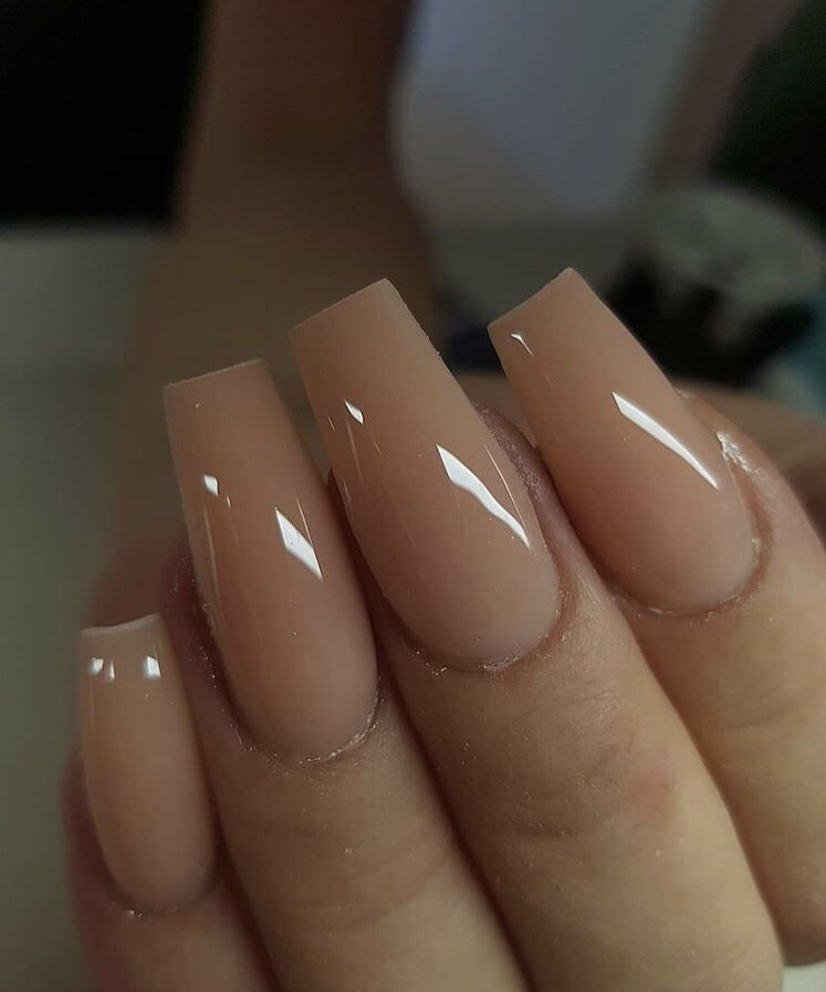 Owtx On Insta Beige Nails Tan Nails Champagne Nails