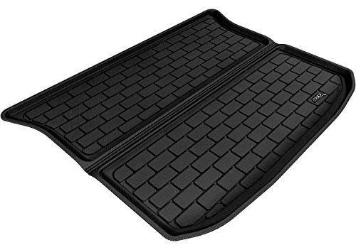 D Maxpider Cargo Custom Fit Allweather Floor Mat For Select Ford Edge Models Kagu Rubber Black