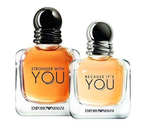 d521487e723 Emporio Armani STRONGER WITH YOU Pour Lui Eau de Toilette de Giorgio Armani  prix Parfum Homme