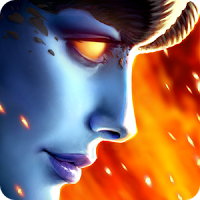 Infernals - Heroes of Hell v 0.10.2 Hack MOD APK Games Role-Playing