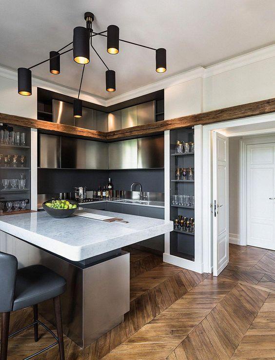 Modern Home Decor Kitchen Modern Kitchen Design Contemporary Kitchen Home Decor Kitchen