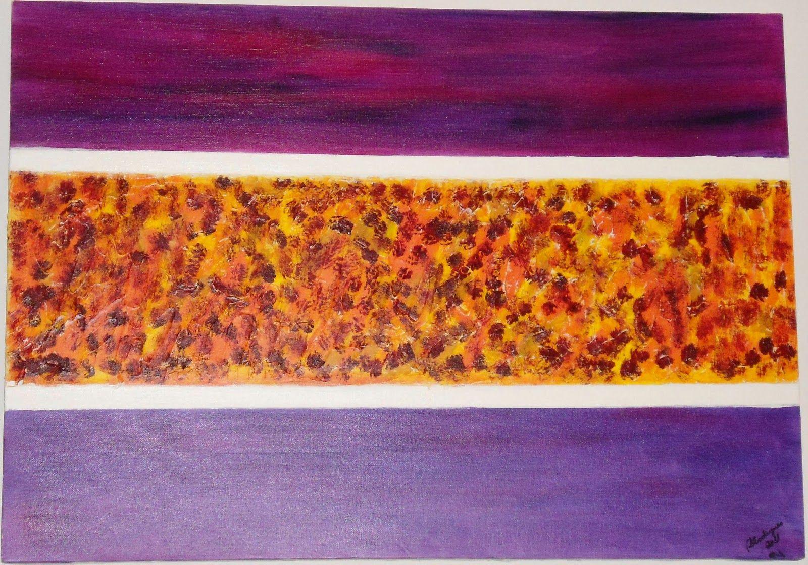 Pinturas Abstratas- Rosa: Pintura mista-acrilico e óleo- N.7