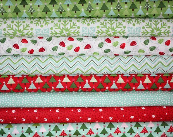 Joy fabric bundle by Kate Spain for Moda -Fat Quarter Bundle- 8