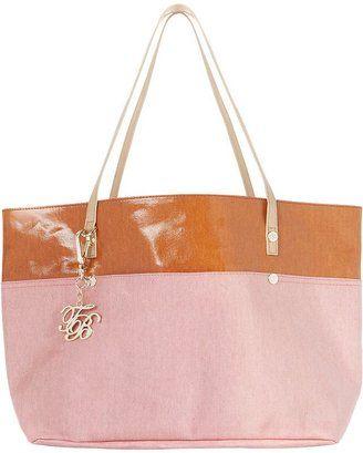 7c8cce7c4f1d Ted Baker Stormy Coated Canvas Shopper Handbag