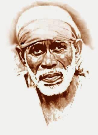 SHIRDI SAI BABA : Baba Say | Sai baba, Indian paintings, Sai ram