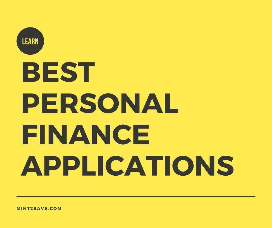 Best personal finance app mint2save personal finance