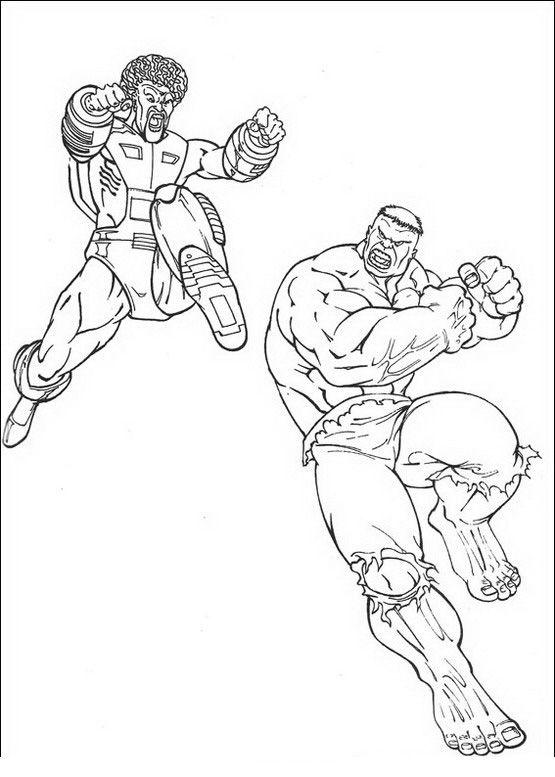 Kleurplaten Hulk.Kleurplaten Hulk 22 Kleurplaat Kleurplaten Voor Kinderen Pinterest
