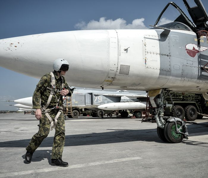 Отметили: российскую базу в Сирии разбомбили на Новый год ...