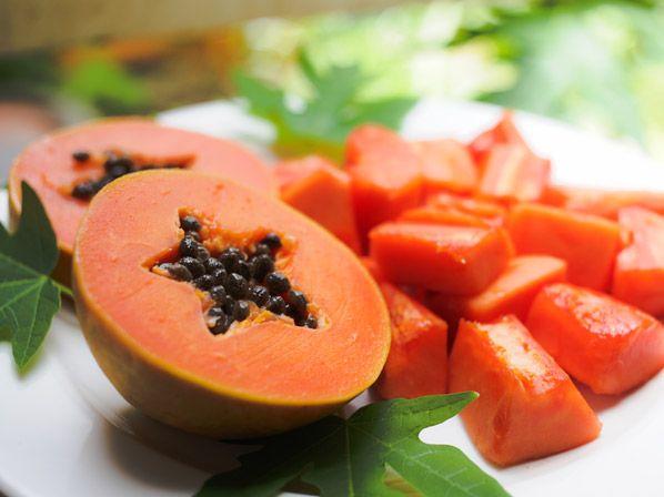 frutas para bajar de peso papaya soap
