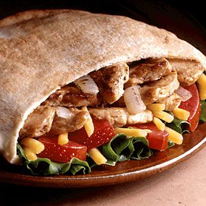 Image result for jack in the box chicken fajita pita