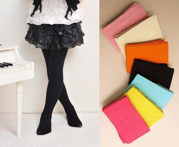 4187e6cd68ce Baby Girl Kids Toddler Kids Velvet Pantyhose Pants Stockings Socks ...