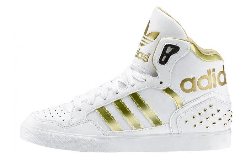 Scarpe adidas Originals W. Extaball Gold Collection Prezzo: €80,00 ...