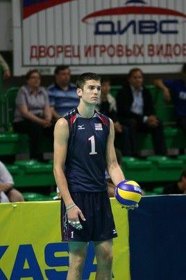 Matt Anderson Usa Volleyball Volleyball Men Usa