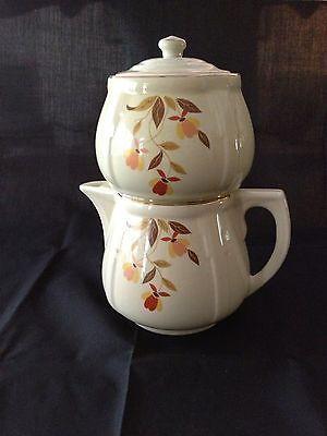 Jewel Tea Autumn Leaf : jewel, autumn, Antiques/Vintage, Jewel, Dishes,, Pottery,, Autumn