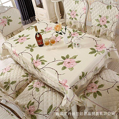 Mhrita Continental Dining Table Cloth Over The Tablecloth A Simple Dining Room Tablecloths Decorating Design