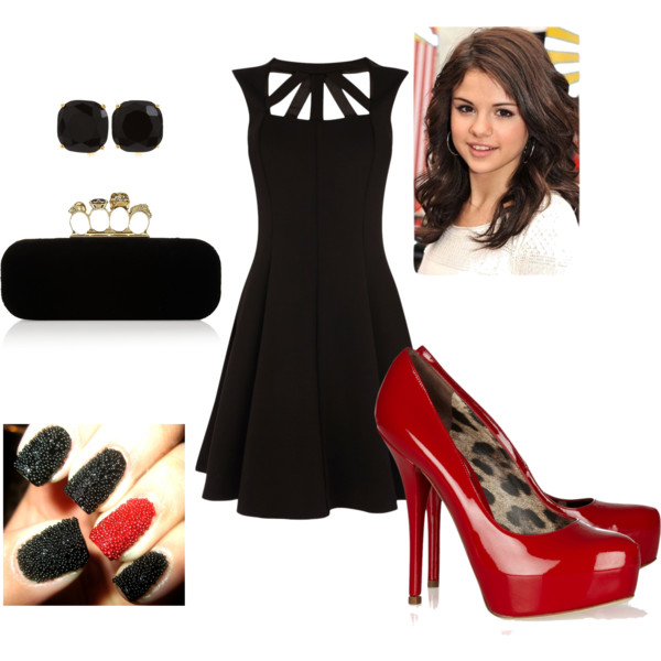 U0026quot;Night outu0026quot; by baileygrattelo on Polyvore- perfect birthday outfit for a fancy place for dinner ...