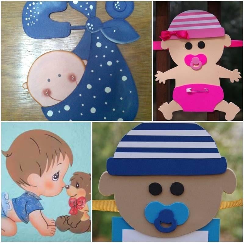 Decoracion Y Adornos Para Baby Shower En Foami Nombres De Bebes Baby Shower Adornos Para Baby Shower