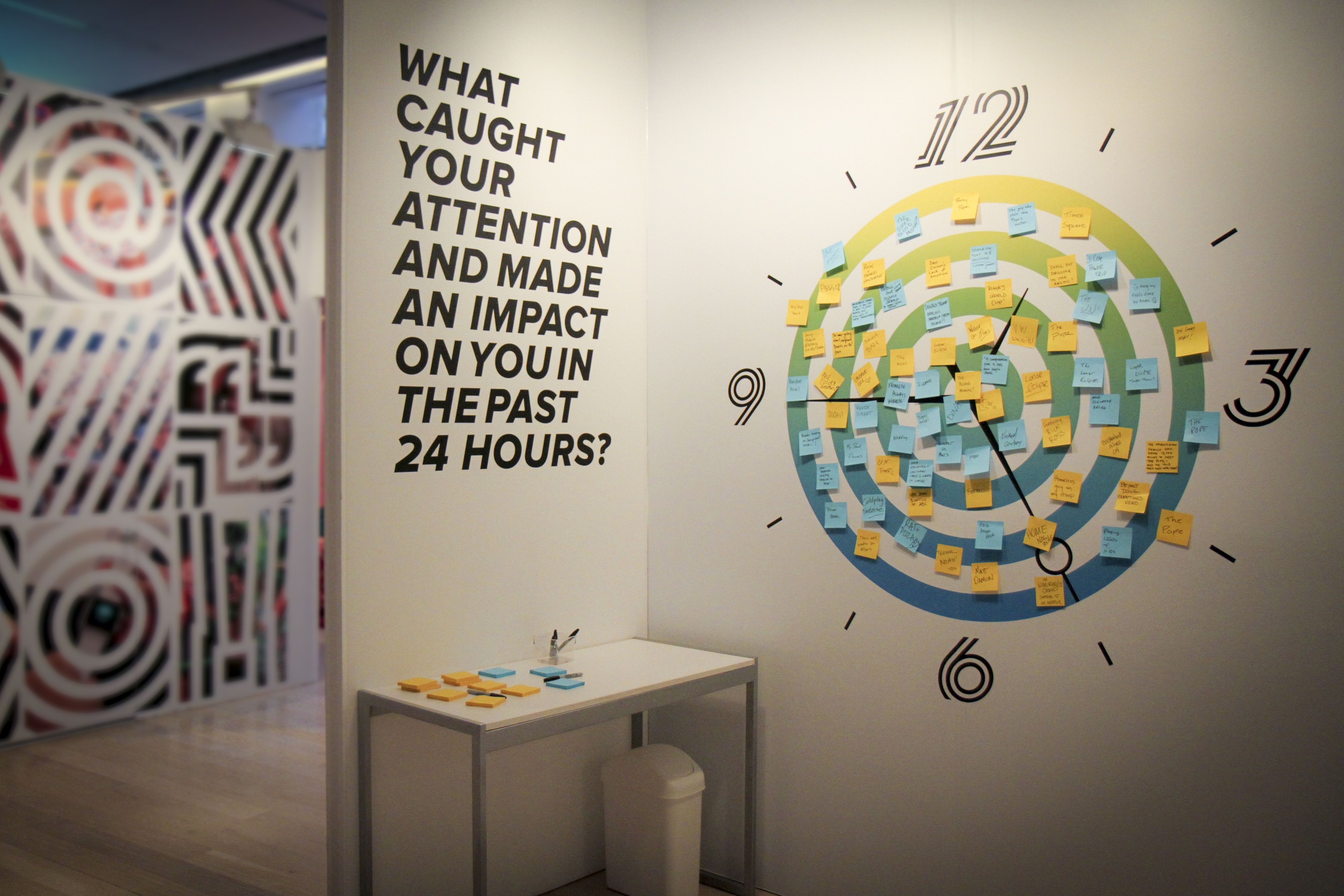 interactive exhibition wheel - Google Search | Event Inspiration ...