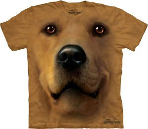 Big Face Beagle T-Shirt from The Mountain Company Dog Head Tees S-3XL NEW