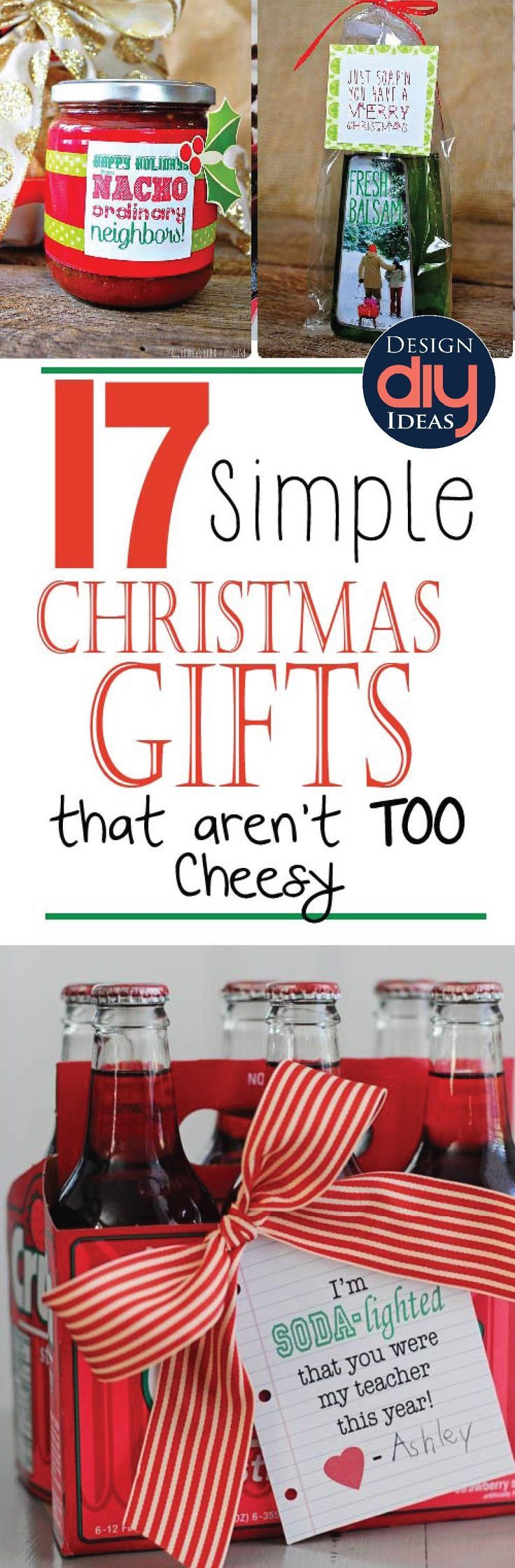 EASY, and CHEAP neighbor gifts that show you care, without being too ...