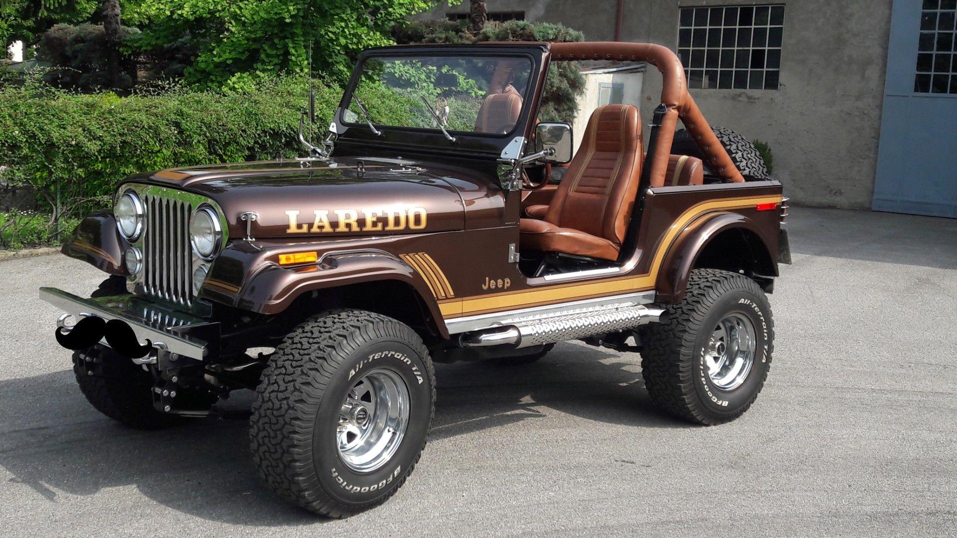 Cj7 Laredo Amc 304 Jeep Cj Jeep Cj7 Jeep Cj5