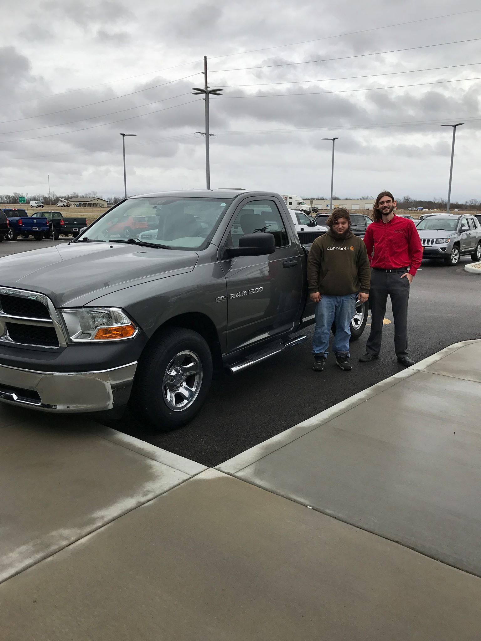 Congratulations On Your New Truck Tylor We Look Forward To