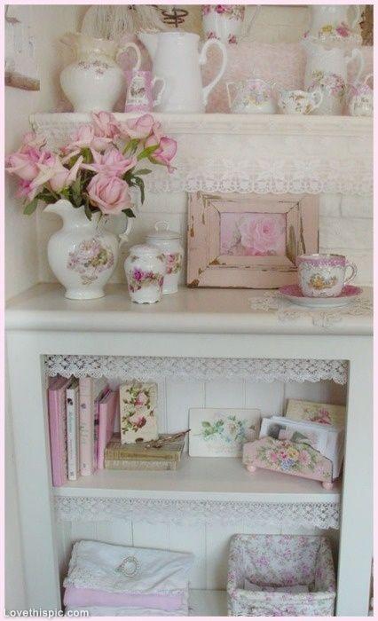 Vintage Pink Bathroom Accessories Pink Vintage Pretty Romantic