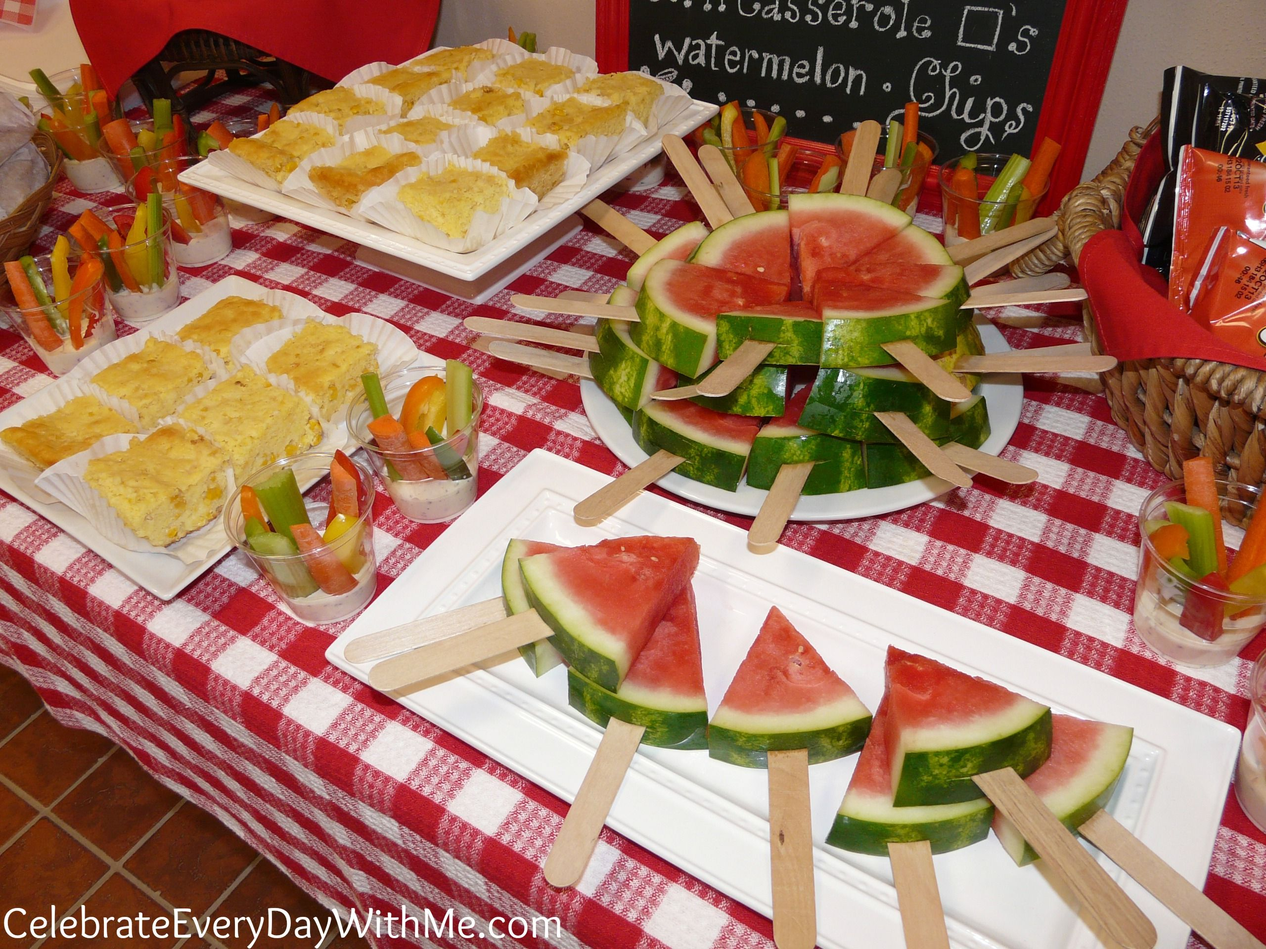 Picnic Themed Decorations A Picnic Party Sandwich Platter Ideas Picnic Party