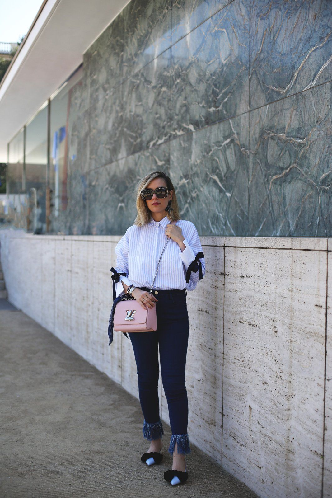 Con Flecos Jeans En Para MujerSummer 2019 Looks Look rtQshd