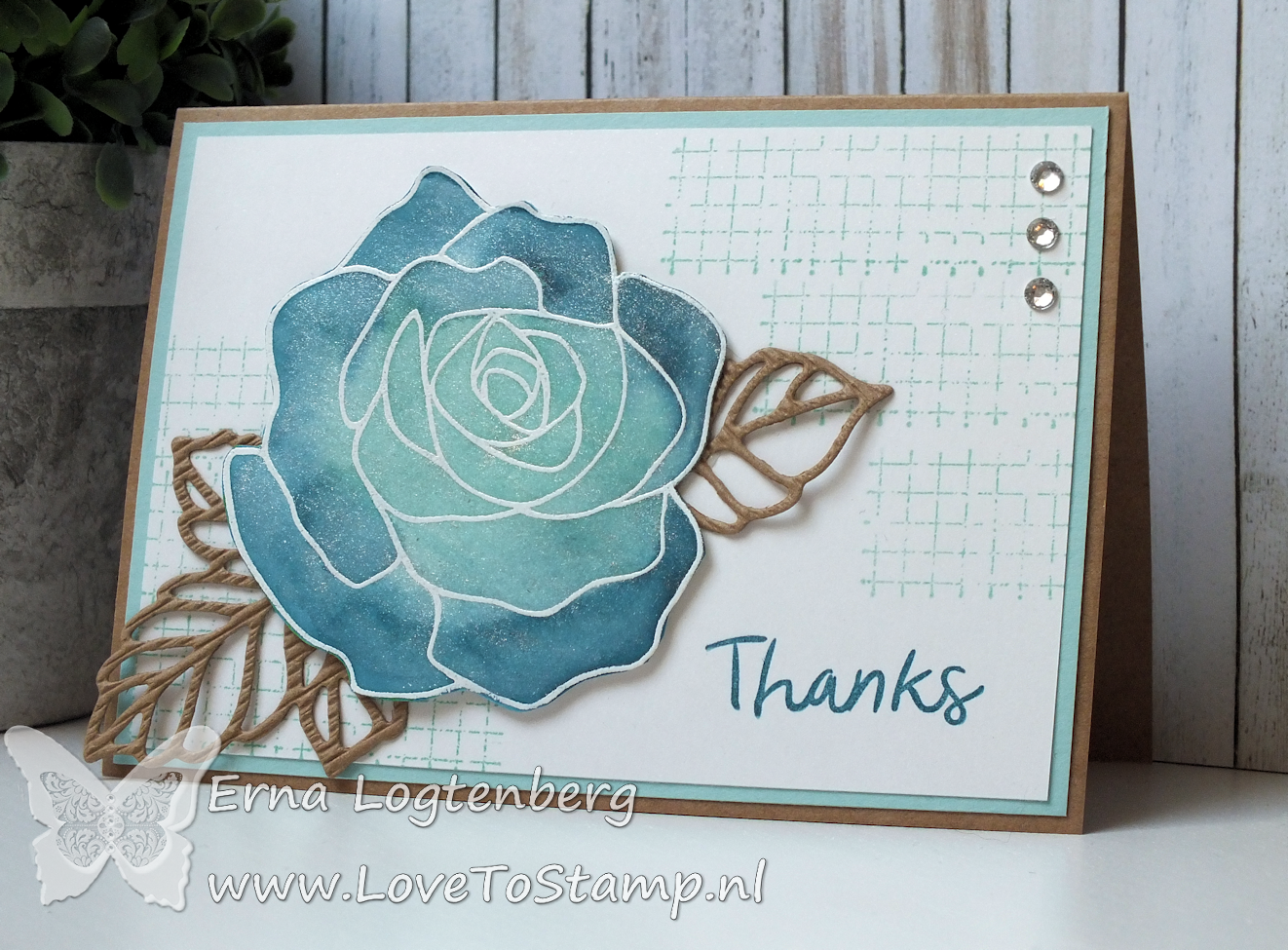 Stampin'Up! met Erna Logtenberg (Love To Stamp): Stampin'Up! Totally Techniques